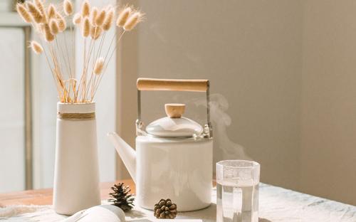 福彩如茶,让人们静享生活之味。