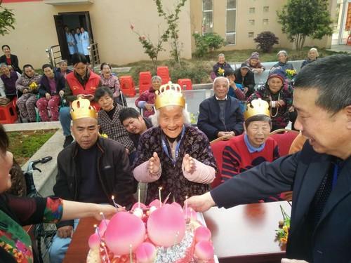 江西福彩组织媒体记者团走近福彩公益金项目1